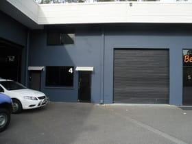 Factory, Warehouse & Industrial commercial property for lease at 4/7-9 Kortum Drive Burleigh Heads QLD 4220