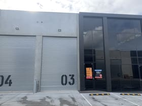 Industrial / Warehouse commercial property for lease at 3/10 Cawley Street Yarraville VIC 3013