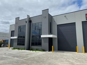 Factory, Warehouse & Industrial commercial property for lease at Unit 14/210-218 Boundary Road Braeside VIC 3195
