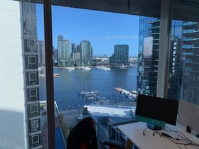 Offices commercial property for lease at 1420-1422/401 Docklands Drive Docklands VIC 3008
