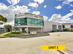 Factory, Warehouse & Industrial commercial property for lease at Unit 1/41 Topham Road Smeaton Grange NSW 2567
