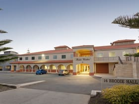 Offices commercial property for lease at 16 Brodie Hall Drive Bentley WA 6102