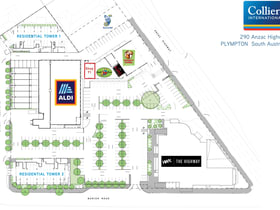 Shop & Retail commercial property for lease at Highway Development Stage 2 290 Anzac Highway Plympton SA 5038