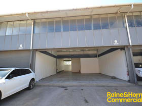 Factory, Warehouse & Industrial commercial property for lease at 6/8-10 Burrows Road St Peters NSW 2044