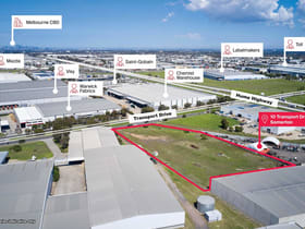 Factory, Warehouse & Industrial commercial property for sale at 10 Transport Drive Somerton VIC 3062