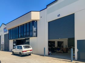 Factory, Warehouse & Industrial commercial property for lease at 43/70 Holbeche Road Arndell Park NSW 2148