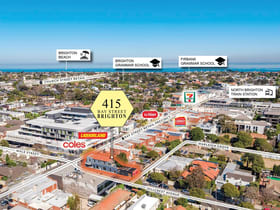 Shop & Retail commercial property for sale at 415 Bay Street Brighton VIC 3186