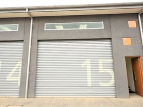 Industrial / Warehouse commercial property for lease at Unit 15/3 Rocklea Drive Port Melbourne VIC 3207