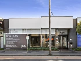 Showrooms / Bulky Goods commercial property for lease at 424 Johnston Street Abbotsford VIC 3067