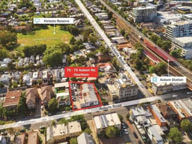Factory, Warehouse & Industrial commercial property for lease at 75-79 Auburn Road Hawthorn VIC 3122