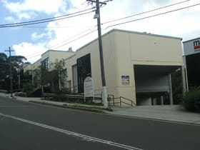Factory, Warehouse & Industrial commercial property for lease at 12/22 Leighton Place Hornsby NSW 2077