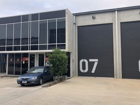 Factory, Warehouse & Industrial commercial property for lease at 7/21-35 Ricketts Road Mount Waverley VIC 3149