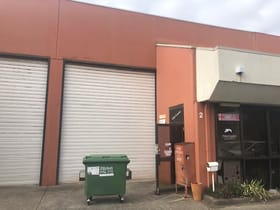 Factory, Warehouse & Industrial commercial property for lease at 2/1-5 Crawford Street Braeside VIC 3195