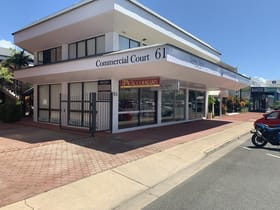 Medical / Consulting commercial property for lease at 9/61 McLeod Street Cairns City QLD 4870