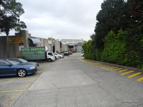 Factory, Warehouse & Industrial commercial property for lease at Hillsdale NSW 2036