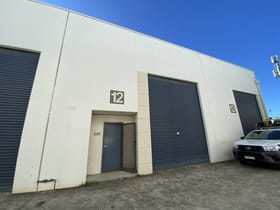 Factory, Warehouse & Industrial commercial property for lease at 12/13-15 Burns Road Heathcote NSW 2233