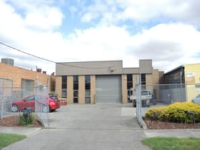 Factory, Warehouse & Industrial commercial property for lease at 7 Aylward Avenue Thomastown VIC 3074