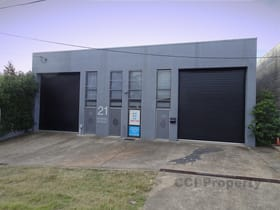 Factory, Warehouse & Industrial commercial property for lease at 21a Kensal Moorooka QLD 4105