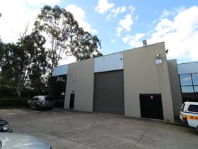Factory, Warehouse & Industrial commercial property for lease at 10/36 Abbott Road Seven Hills NSW 2147