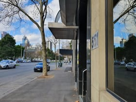 Showrooms / Bulky Goods commercial property for lease at LEVEL 1/551 KING STREET West Melbourne VIC 3003