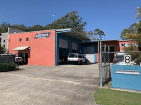 Factory, Warehouse & Industrial commercial property for lease at 2/8 Neumann Street Kunda Park QLD 4556