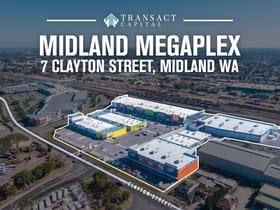 Showrooms / Bulky Goods commercial property for lease at 7 Clayton Street Midland WA 6056