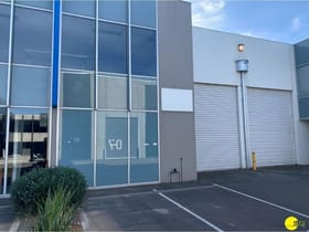Factory, Warehouse & Industrial commercial property for lease at Unit 47/22-30 Wallace Avenue Point Cook VIC 3030