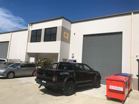 Factory, Warehouse & Industrial commercial property for lease at C2/5-7 Hepher Rd Campbelltown NSW 2560