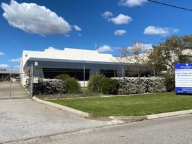 Offices commercial property for lease at 8 Yelland Way Bassendean WA 6054