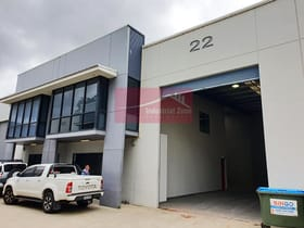 Factory, Warehouse & Industrial commercial property for lease at Unit 22/4a Bachell Avenue Lidcombe NSW 2141