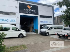 Factory, Warehouse & Industrial commercial property for lease at 112 Norman Street Woolloongabba QLD 4102
