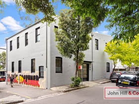Factory, Warehouse & Industrial commercial property for lease at 80 Vine Street Darlington NSW 2008