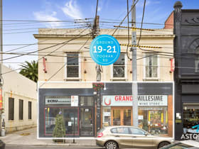 Shop & Retail commercial property for lease at Ground Floor 19-21 Toorak Road South Yarra VIC 3141