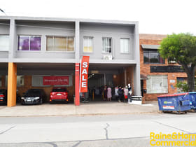 Factory, Warehouse & Industrial commercial property for lease at 25B Fitzroy Street Marrickville NSW 2204
