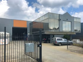 Factory, Warehouse & Industrial commercial property for lease at 6 Brady Close Braeside VIC 3195