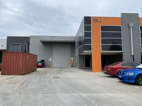 Factory, Warehouse & Industrial commercial property for lease at 56 Micro Circuit Dandenong South VIC 3175