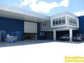 Factory, Warehouse & Industrial commercial property for lease at Unit 2/6 Heald Road Ingleburn NSW 2565