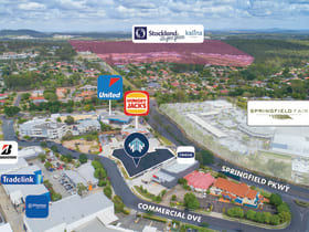 Showrooms / Bulky Goods commercial property for lease at 11 Commercial Drive Springfield QLD 4300