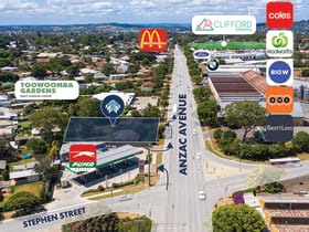 Shop & Retail commercial property for lease at 171-173 Anzac Avenue Harristown QLD 4350
