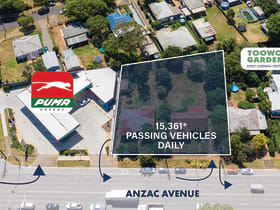 Showrooms / Bulky Goods commercial property for lease at 171-173 Anzac Avenue Harristown QLD 4350
