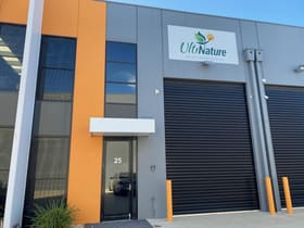 Factory, Warehouse & Industrial commercial property for lease at 25/2-20 Kirkham Rd West Keysborough VIC 3173