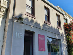 Serviced Offices commercial property for lease at 115 DRUMMOND STREET Carlton VIC 3053