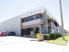 Factory, Warehouse & Industrial commercial property for lease at Unit 2/6 Pelle Street Mitchell ACT 2911
