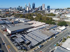 Factory, Warehouse & Industrial commercial property for lease at 16 Cleaver Street West Perth WA 6005