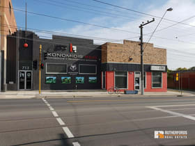 Showrooms / Bulky Goods commercial property for lease at 713-715 Plenty Road Preston VIC 3072