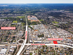 Showrooms / Bulky Goods commercial property for lease at 1 & 2/2 Farrall Road Midvale WA 6056
