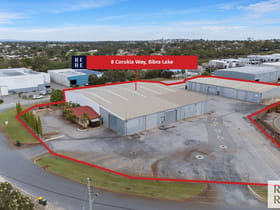 Showrooms / Bulky Goods commercial property for lease at 8 Corokia Way Bibra Lake WA 6163