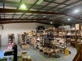 Factory, Warehouse & Industrial commercial property for lease at 1/111 Gladstone st Fyshwick ACT 2609