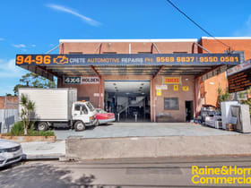 Factory, Warehouse & Industrial commercial property for lease at 94-96 Chapel St Marrickville NSW 2204