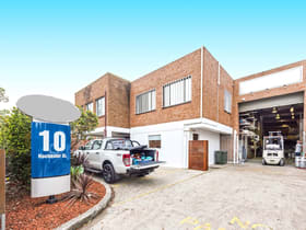 Factory, Warehouse & Industrial commercial property for lease at 10 Rochester St Botany NSW 2019